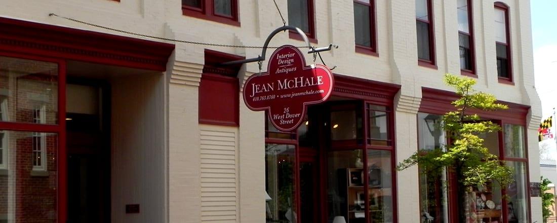 Jean McHale (Easton, MD)