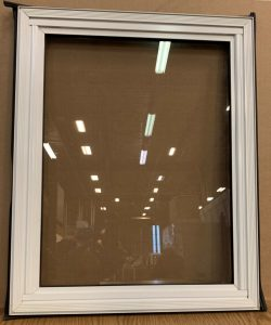 QUANTAPANEL 602 Series interior low-e storm windows save energy, improve comfort and are nearly indistinguishable from the existing prime window.