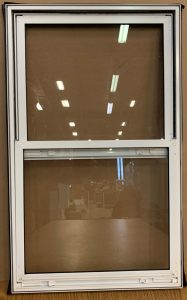 QUANTAPANEL 600 Series interior low-e storm windows save energy, improve comfort and are nearly indistinguishable from the existing prime window.